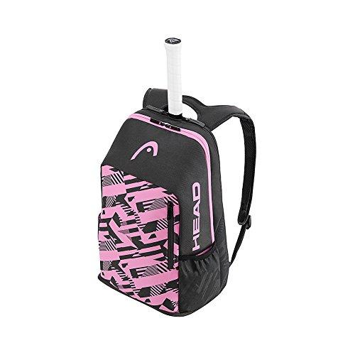 HEAD Uni Radical Backpack Pink Rucksäcke, Grau, One size