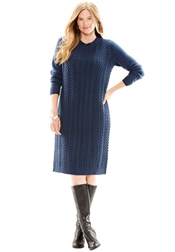 5x sweater dress - 2
