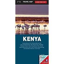 Kenya Travel Map