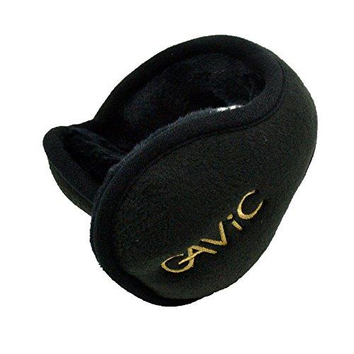 誠実さ狂気下手GAVIC(ガヴィック)イヤーマフ サッカー フットサルウェア 耳あて イヤーマフラー ブラック GA9311 BLK