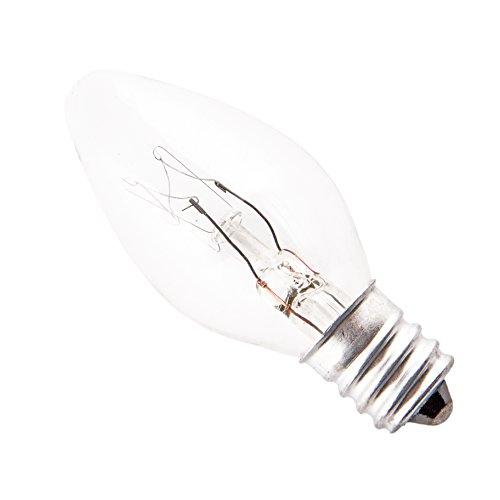 ecoflex long lasting 15 watt e12 socket incandescent