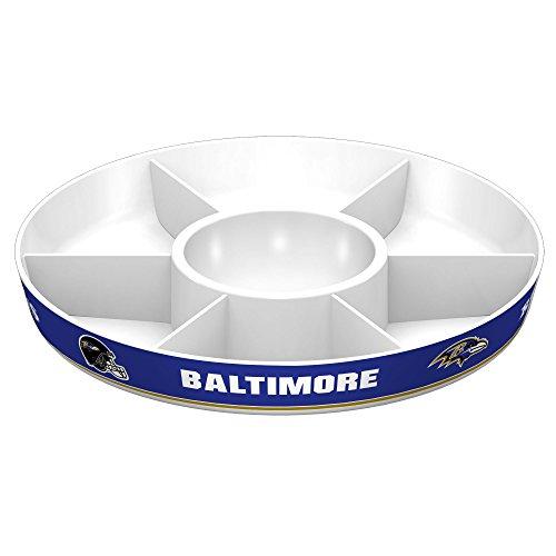 Fremont Die NFL Baltimore Ravens Party Platter -