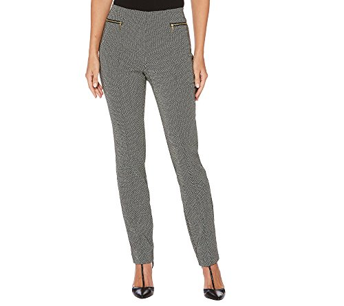 Rafaella Petites' Supreme Stretch Slim Pants 10P