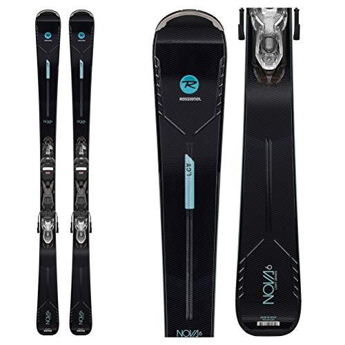 Rossignol Nova 6 Womens Skis with Xpress W 11 Bindings
