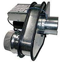 Tjernlund LB2 Dryer Duct Booster with Status Panel UL-705 Listed DEDPV by Tjernlund