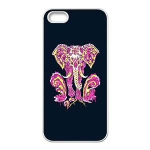iPhone 4 4s Cell Phone Case White Apocalypse elephant JSY4205786KSL