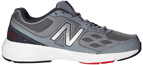 Red Grey New Balance MX517v1 Cross Trainer Men's wUYfX