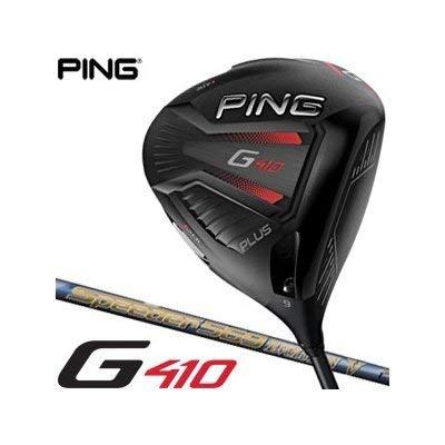 [ピン] G410 Plus ドライバー Speeder 569 / 661 / 757 EvolutionV シャフト 標準グリップ 569Evo5-S 9度[左用]