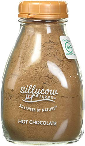 - Silly Cow Hot Chocolate Mix,16.9 oz each (Pack of 2)