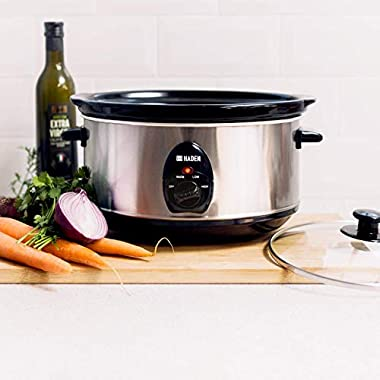 Sabichi Haden 3.5L Slow Cooker/Electric Multi-Function Cooker/Rice Cooker 10