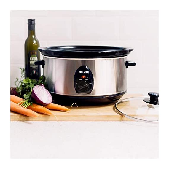 Sabichi Haden 3.5L Slow Cooker/Electric Multi-Function Cooker/Rice Cooker 3