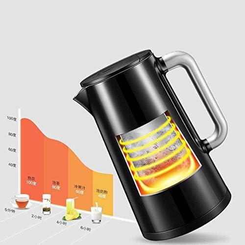 Bouilloire de déchloration à contrôle de température, Bouilloire électrique en Acier Inoxydable à température réglable, Isolation Domestique, Bouilloire électrique