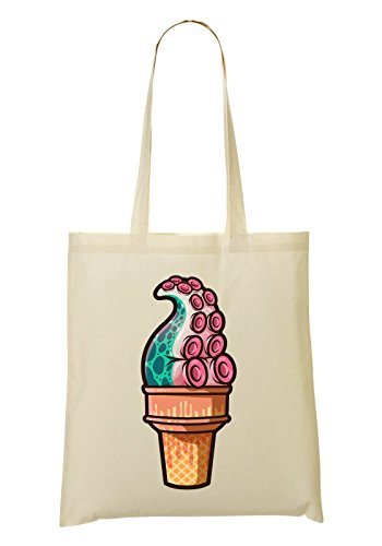 provisions Cartoon Animal Sac à Sac Cream tout Octopus Ice Fourre w4qvWZz