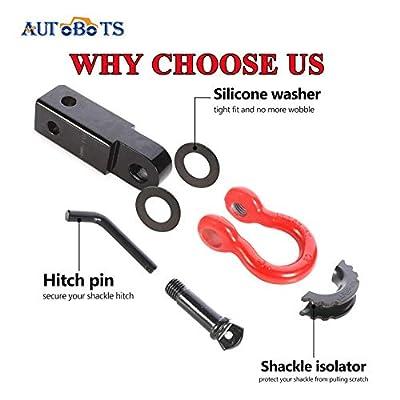 AUTOBOTS Shackle Receiver 2
