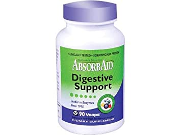 Amazon.com: absorbaid apoyo digestivo 90 °Cápsulas: Health ...