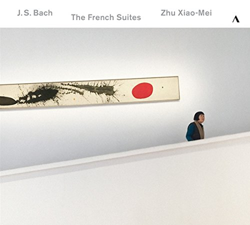 Price comparison product image J.S. Bach: The French Suites, BWV 812-817