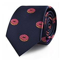 Want To Add A Classy Touch To Your Attire? This quality tie makes a great unique accessory to your suit. Make A Great First Impression We know that first impressions last, so if you're looking to set yourself apart in an interview, at work, a...