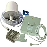 Signalbox 65dB 850/1900MHz GSM CDMA Dual Band Cell Phone Signal Repeater Mobile Phone Signal