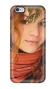 New Russian Girl Tpu Case Cover, Anti-scratch LlNLJgB4097GFNSU Phone Case For Iphone 6 Plus