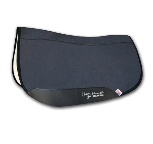 Professionals Choice 28X30 Equine Smx Air-Ride Barrel Saddle Pad (Black)
