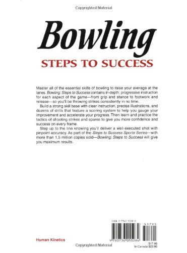 Bowling : steps to success