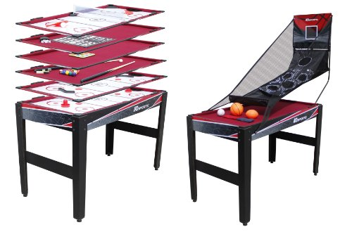 Medal Sports 12-in-1 Combination Table, 48-Inch by Medal Sports