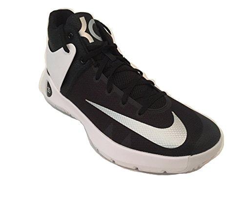 Nike Mens Kd Trey 5 Iv Tb Promo Basket Skor Kevin Durant Svart / Vit 856.484 001 Storlek 11 D (m) Oss