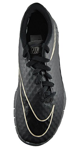 zinc black Hypervenom 001 grey GS black Mixte Chaussures Free Nike Enfant de Football dark metallic qOpFwU