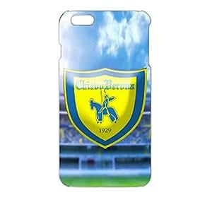 Associazione Calcio Chievo Verona Phone Case Fashion Chievo Logo Cover Case for Iphone 6 Plus/6s Plus 5.5 inch