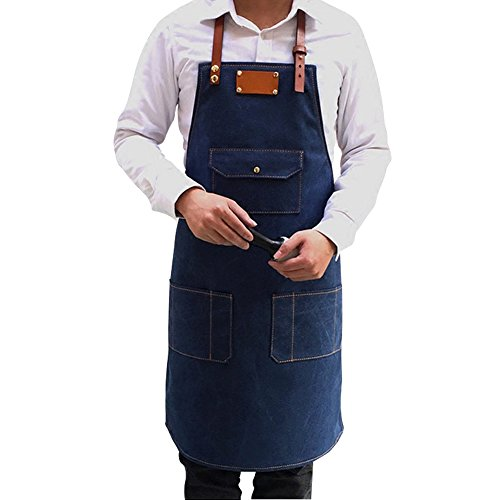 Waist Apron cooking teacher professional chefs aprons - 7