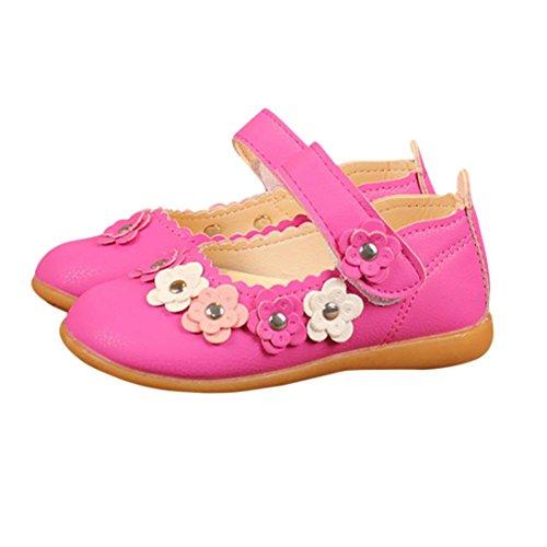 Prevently Kinder Madchen Blumen Spitze Schuhe Schuhe Prinzessin