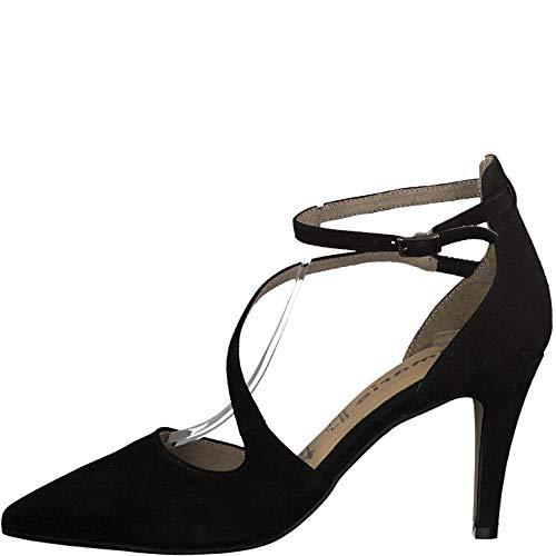 scarpe slip Moda 1 Pantofola alla Tamaris on 1 it touch Casuale 24439 22 Black slip Donna Tx1PR04