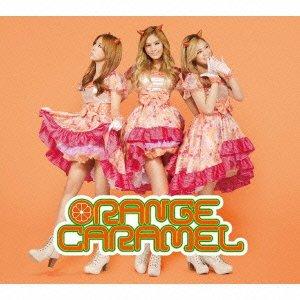 Orange Caramel - Yasashii Akuma (Type B) (CD+DVD) [Japan CD] AVCD-48528