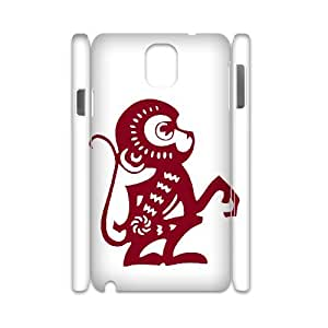 YCHZH Phone case Of Monkey Cover Case For samsung galaxy note 3 N9000