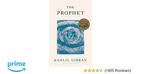 The Prophet (Vintage International): Kahlil Gibran