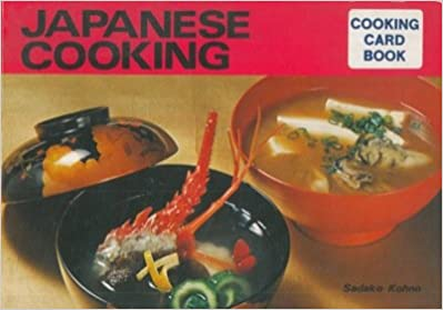 Book Japanese cooking.