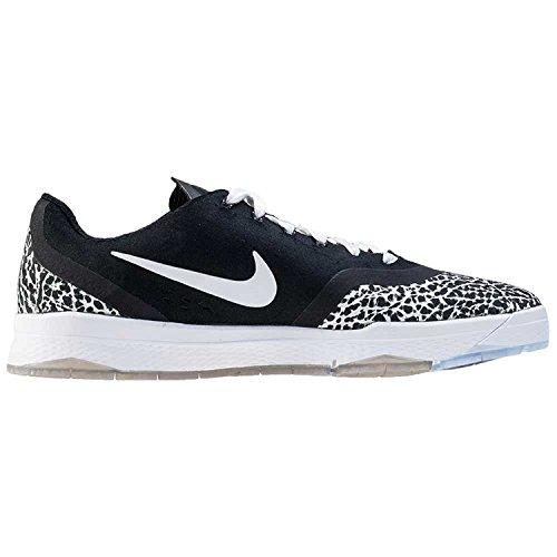 Nike Paul Rodriguez 9 Elite Herren Laufschuhe Schwarz / Weiß