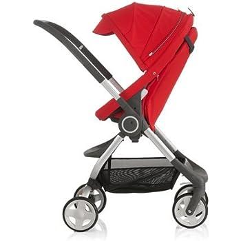 Amazon Com Stokke Scoot Stroller Red Umbrella
