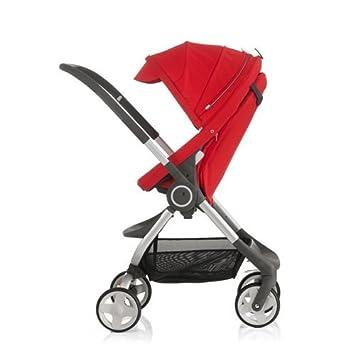 Amazon.com: Stokke Scoot carriola, color rojo: Baby