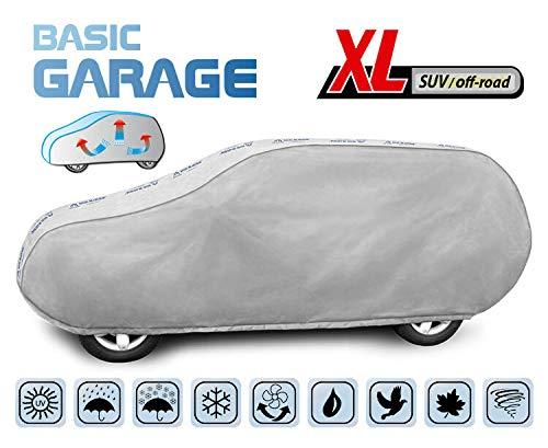 Autoplane ATMI XL SUV atmungsaktiv kompatibel mit BMW X5 E70 autoschutz Abdeckung