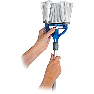 Thetford StorMate Broom - Extendable and Collapsible Broom for RV/Marine / Home use 36772