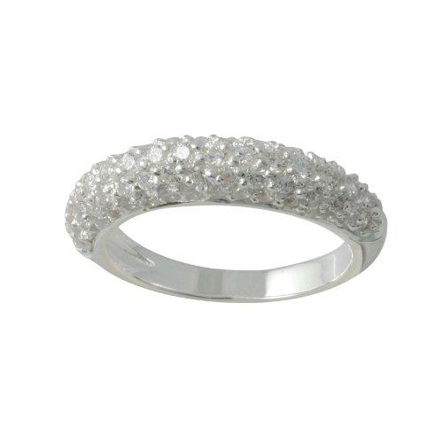 Canyon - R3658 - Bague Femme - Argent 925/1000 3.4 gr - Oxyde de zirconium