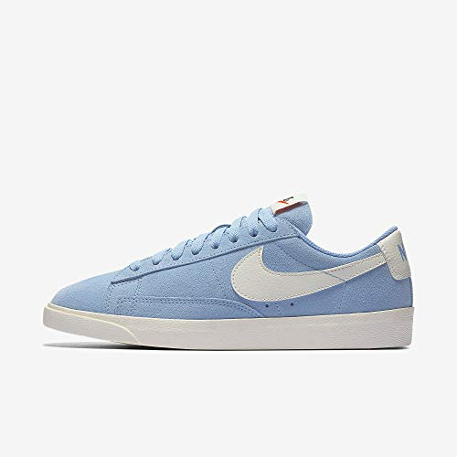 Nike Blazer Low SD Womens Fashion-Sneakers bstn_AA3962-404_5 - Leche Blue/SAIL-SAIL ()