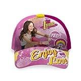 Kids wd18058Licensing–Soy Luna–Cap–Size 24-26