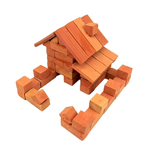 Amazon.com: YeahiBaby Ceramics Building Cottage Fantasy ...