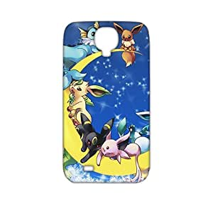 pokemon eeveelutions 3D Phone Case for Samsung GALAXY S4