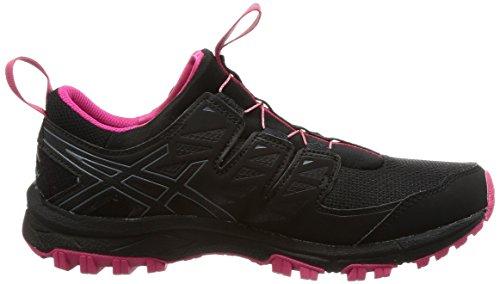 FujiRado Pink Schwarz Black Gel Cosmo Asics Carbon 68FCqwx5