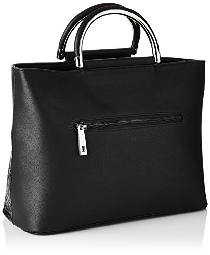 Bulaggi Shadow Noir Schwarz Handbag cartable 6Pfpx