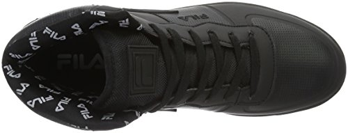 Black Mid Trainers Wmn Black Falcon Fila WoMen 2 wtqWBO0O