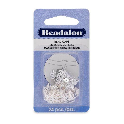 Beadalon Adjustable Nickel Silver 24 Piece